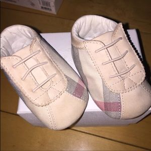 Authentic Burberry sneakers